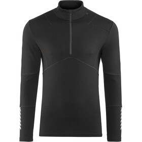 Helly Hansen Lifa Merino 1/2 Zip Top Men, black